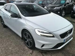 Volvo V40 2.0 T5 245bhp s/s Geartronic 2017MY R Design Pro