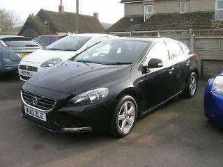 Volvo V40 2.0TD D3 150bhp Geartronic 2013MY ES