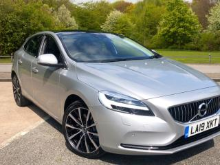 Volvo V40 D3 152 Inscription Edition N Hatchback 2020, 2286 miles, £23500