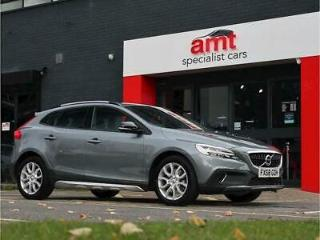 Volvo V40 T3 Cross Country Nav Plus Hatchback 1.5 Automatic Petrol