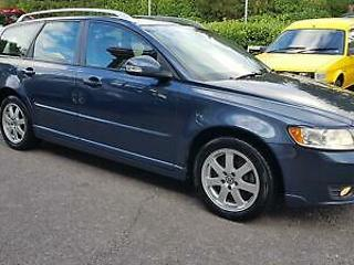 Volvo V50 Authorities D3 2011