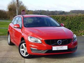 VOLVO V60 D4 190 DRIVe E Start Stop Business Edition Red Manual Diesel, 2015