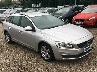 VOLVO V60 D4 BUSINESS EDITION 5d 188 BHP