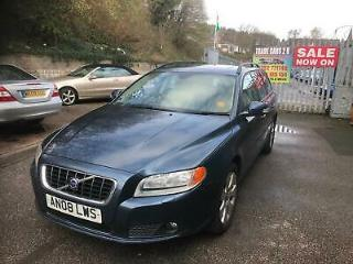 Volvo V70 2.4 DIESEL AUTOMATIC, 2008 SE,FULL CREAM LEATHER,FULL HISTORY