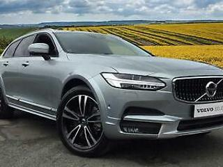 Volvo V90 2019 Diesel 2.0 D5 PP Cross Country Pro 5dr AWD Geartronic Estate
