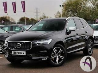 Volvo XC60 2.0 D4 R DESIGN 5dr Geartronic 4WD Wint