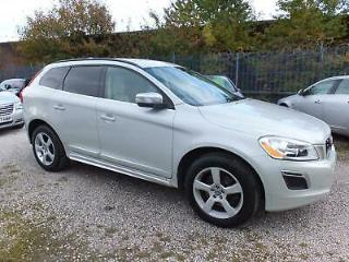 Volvo XC60 2.0TD Geartronic 2012MY R Design COSMIC WHITE PEARL