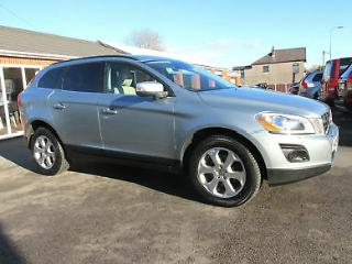 Volvo XC60 2.4 D5 185ps AWD Geartronic SE LUX, 09 REG WITH 85,000 MILES
