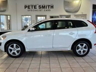 Volvo XC60 2.4 D5 R DESIGN AWD 38000 MILES WITH FULL SERVICE HISTORY BLACK LEATH