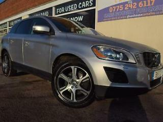 Volvo XC60 2.4TD D5 205ps AWD Geartronic 2011 SE Lux F/S/H Leather