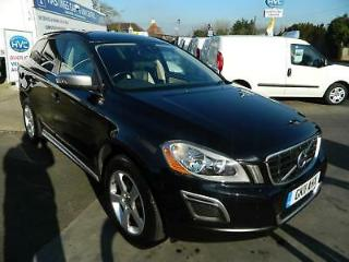Volvo XC60 2.4TD D5 205ps AWD Geartronic 2011MY R Design