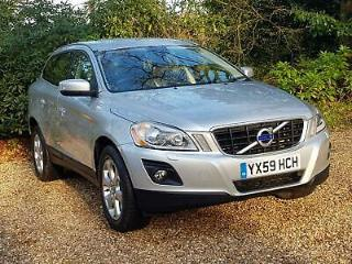 Volvo XC60 2.4TD D5 205ps AWD Geartronic SE Lux FULL VOLVO HISTORY STUNNING