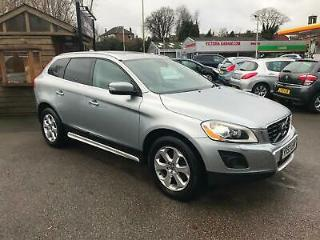 Volvo XC60 2.4TD D5 205ps AWD Geartronic SE Lux Premium