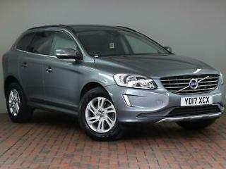VOLVO XC60 D4 [190] SE Nav 5dr Geartronic [Leather]