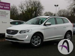 Volvo XC60 D4 2.0 190 SE Nav 5dr 2WD Geartronic