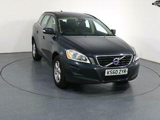 VOLVO XC60 D5 205 AWD SE Grey Manual Diesel, 2010