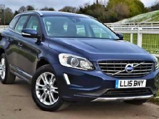 Volvo XC60 SE Lux Nav 2.0TD D4 s/s Geartronic 2015MY Full Volvo History