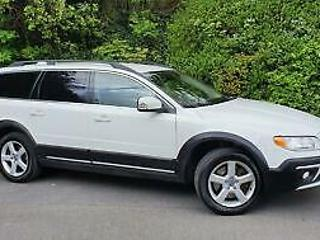Volvo XC70 2.4 D5 SE AWD 4x4 Estate Automatic 5dr 2014 63 1 OWNER EX POLICE FSH