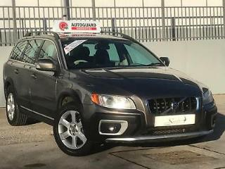 VOLVO XC70 3.2 238PS AWD GEARTRONIC SE LUXUARY: FULL SERVICE HISTORY