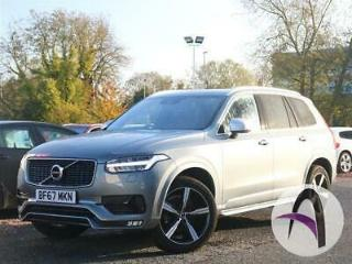 Volvo XC90 2.0 D5 235 PowerPulse R DESIGN 5dr Gear