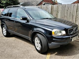 VOLVO XC90 2.4 ACTIVE AUTOMATIC 107K 7 SEATER SUV MPV DIESEL NEW 12 MONTH MOT