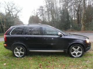 Volvo XC90 2.4 AWD Geartronic 2009 D5 R Design