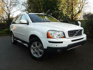 Volvo XC90 3.2 SE Lux Geartronic AWD 5dr 2008 58REG 47,000 MILES