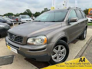 VOLVO XC90 D5 185 Active Grey Manual 2.4 Diesel, 7 seats, 4WD, 2010