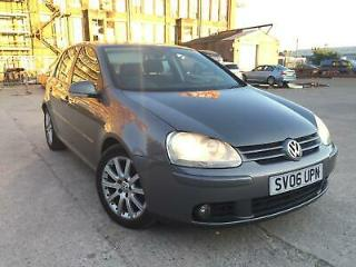 VW GOLF 2.0 TDI GT MK5 46K MILE,HPI CLEAR,FULL VW S/HISTORY+1 OWNER+CRUISE+2 KEY