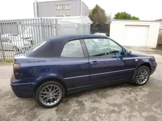 VW GOLF CABROLET 2.0 AVENGARDE