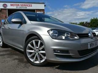 VW Golf GT TDI BLUEMOTION TECHNOLOGY DSG