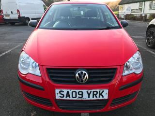VW POLO 1.2 E 60 2009, LOW MILEAGE 2 OWNERS, EXCELLENT S/HISTORY, STUNNING CAR