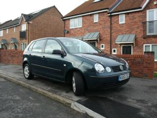 VW Polo 1.4 TDI 03 for sale great reliable car