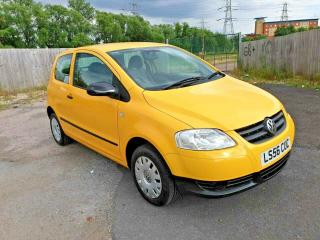 VW Polo Fox 1.2 Petrol Manual Amazing runner with service history and MOT