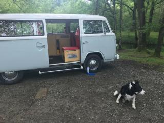 VW T2 CAMPER VAN RHD, 1974, fully restored, Immaculate condition.Must see!