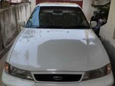 White 2001 Daewoo Cielo GLX 47,799 kms driven in Kankarbagh