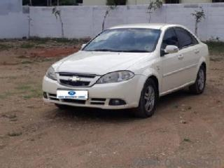 White 2008 Chevrolet Optra 1.6 tcdi 1,00,000 kms driven in Tatabad