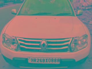 White 2013 Renault Duster 110 PS RxZ Diesel Plus 56000 kms driven in Dilshad Garden
