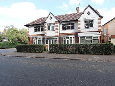 Western Park Road, Leicester , LE3