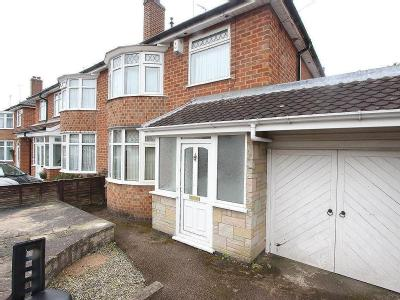 Westover Road, Leicester , LE3