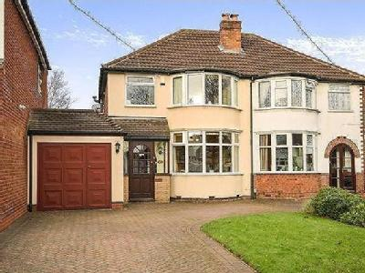 Westwood Road, Sutton Coldfield, B73