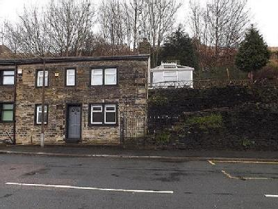 Wheatley Lane, Halifax, HX3 - Garden