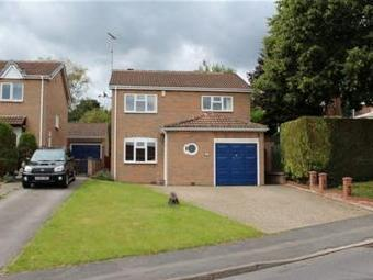 Longedge Rise, Wingerworth, Chesterfield, Derbyshire S42