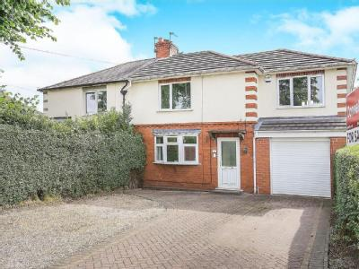 Wood Avenue, Wednesfield, WV11