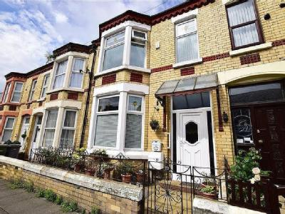 York Road, Wallasey, CH44 - Terraced